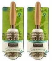 2 Pack Paris Presents Eco Tools Styler + Smoother Hair Brush