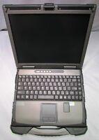 """GETAC B300 13.3"""" FULLY RUGGED NOTEBOOK C2D-L7500,2GB,160GB,FPR,DVDRW,VISTA, READ"""