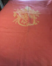New listing Vintage Wool Blanket Golden Dawn J C Penny 70�by 78�