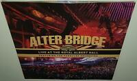 ALTER BRIDGE LIVE AT THE ROYAL ALBERT HALL (2018) BRAND NEW LIMITED VINYL LP