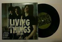 Living Things 'I Owe' 7 inch vinyl single