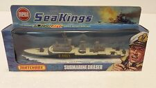 MATCHBOX SEA KINGS K-305 SUBMARINE CHASER New and NEVER OPENED Rare Vintage
