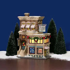 Department 56 Snow Village Hope Chest Consignment Shop Village