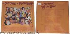 Coffret 3x disques vinyles DU CAF CONC AU MUSIC HALL piaf baker alibert vinyl S