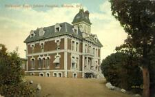 Photo. ca 1909. Victoria, BC Canada. Royal Jubilee Hospital
