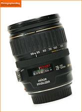 Canon EF 28-135 mm F3.5 -5.6 IS USM Zoom Objectif Pour EOS SLRs + GRATUIT UK ENVOI