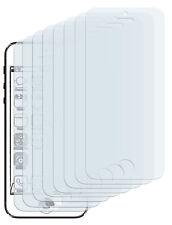 mumbi 8x Folie für Apple iPhone SE 5 5s 5c Schutzfolie klar Displayschutz Hülle