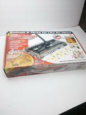 Cordless Swivel Sweeper As Seen On TV New Open Box Floor Brush Cordless