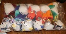 Limited Treasures Coin Bears - Unopened 10 Bears (States 21-30)
