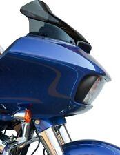 "Klock Werks 14"" Dark Smoke Motorcycle Flare Windshield 15-17 Harley Touring"