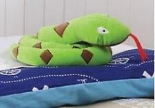 Cubbie House Kids Treasure Hunter Snake Shaped Cushion