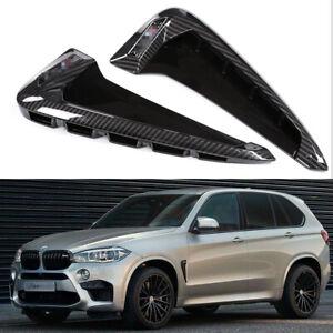 Carbon Fiber BMW F15 X5 F85 X5M SUV 2014-2018 Sport Wing Side Air Fender Vent