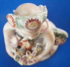 Nice 18thC Bow Porcelain Putto Figurine Figure Porzellan Figur English England