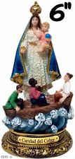 "6"" Caridad Del Cobre / Our Lady Of Charity Statue  1291-6"