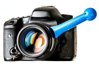 LENSSHIFTER BLUE follow focus & zoom for dslr & mirrorless video & photography