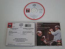 Schumann/violoncelle Concerto/Bloch schelmo/rostropovich/Bernstein (CDC 7 4937 2) CD