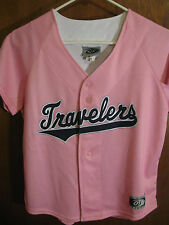 ARKANSAS TRAVELERS O.T. BRAND MINOR LEAGUE JERSEY SIZE LADIES MED