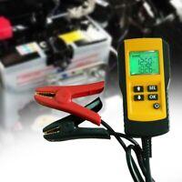 AE300 12V Testeur numerique de batterie de voiture Analyse de testeur de batt 1U