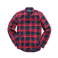 Alpinestars Spanner Shirt Jacket (m) Red