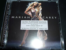 Mariah Carey Emancipation Of Mimi Australian Ultra Platinum Edition CD Like New
