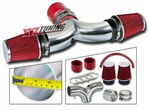 03-08 Dodge Ram 1500 5.7L V8 Dual Twin Air Intake Kit RED