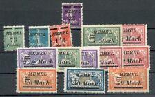 Memel 84/97 SATZ * MH (N0261