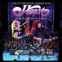 Heart - Live At The Royal Albert Hall (NEW CD)
