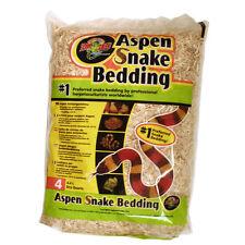 Zoo Med Vivarium Substrate Aspen Snake Bedding 4.4L
