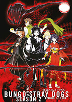 DVD ANIME Bungou Stray Dogs Sea 2 Vol.1-12 End Eng Subs All Region + FREE SHIP