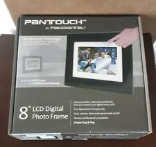 "Pandigital 8"" LCD Photo Frame (Pantouch Touch Sensor Technology) 3200 Images"