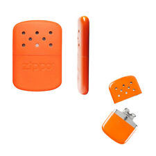 ZIPPO ORANGE HAND WARMER Kit - LARGE 12 HOUR -Camping, Travel, Winter