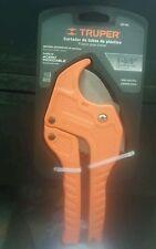 TRUPER COT-PVC PLASTIC PIPE CUTTER