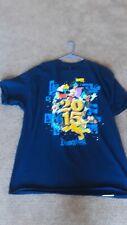 Disney 2X Graphic T Shirt 2015 Mickey, Goofey, Pluto & Donald