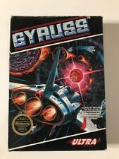 Gyruss (NES) CIB Complete (Fast Free Shipping Day Of Purchase)