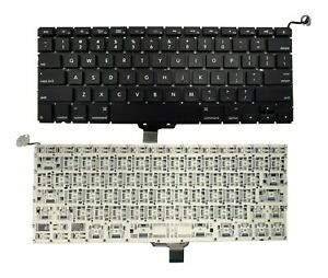"NEU Ersatz Apple MacBook Pro a1278 13"" US Layout Notebook Tastatur 2009-2012"