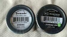 NEW! Sealed! 2 Retro 51 Tornado Popper L.E. Zodiac Set # 241 FP(300) & RB(812)