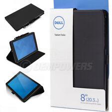 """Genuine Dell 8"""" Tablet Folio for Venue 8 Pro Black Protective Case P7M90 NEW"""