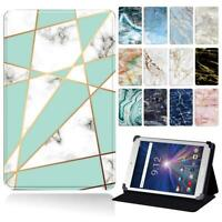 """Marble Stand Leather Cover Case For Acer Iconia One 7 / 8 / One 10 /A3-A10 10.1"""""""