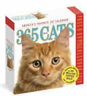 America's Favorite Cat Calendar 365 Cats Page-A-Day works w/ 2030 (Vintage 2019)