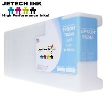 Epson UltraChrome GS6000 Compatible 950ml Ink Cartridge (T624500) - Light Cyan