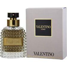 Valentino Uomo by Valentino Eau De toilette 1.7/1.6 OZ 50 ML Spray for Men New