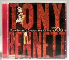 Greatest Hits of the '50s by Tony Bennett (CD, Aug-2006, Columbia (USA))