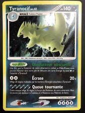 Carte Pokemon TYRANOCIF 30/100 Holo D&P Tempête FR NEUF