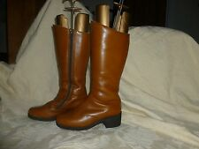VINTAGE RICHARD DRAPER GLASTONBURY  REAL SHEEPSKIN BOOTS UK 3.5 MADE IN ENGLAND
