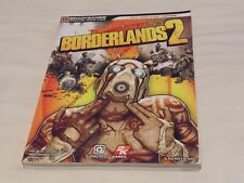 Borderlands 2 Signature Series Strategy Guide – Bradygames – Used Excellent