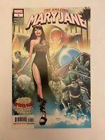 The Amazing Mary Jane #1 Marvel 2019