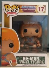 He-Man Masters Of The Universe Funko Pop Vinyl Rare Vaulted