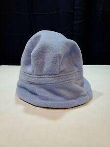 Columbia Fleece Hat Blue Women's