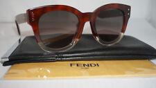 151384c2850 FENDI Sunglasses New FF 0239 S 0T4M2 Havana Pink Grey 50 21 145