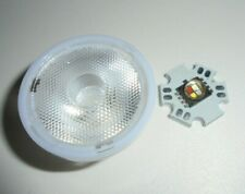 12W RGBW LED CREE and LENS, MCE4CT -A2-0000-00A5AAAA1 NEW - STAR aluminium PCB